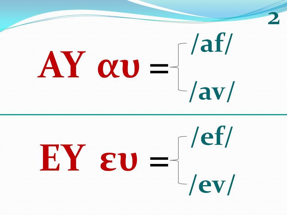 5. af av ef ev Intro (Αρχαρίων)